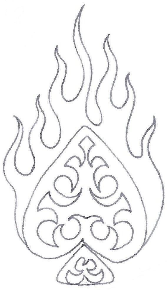567x984 Claddagh Stencil Claddagh Rings