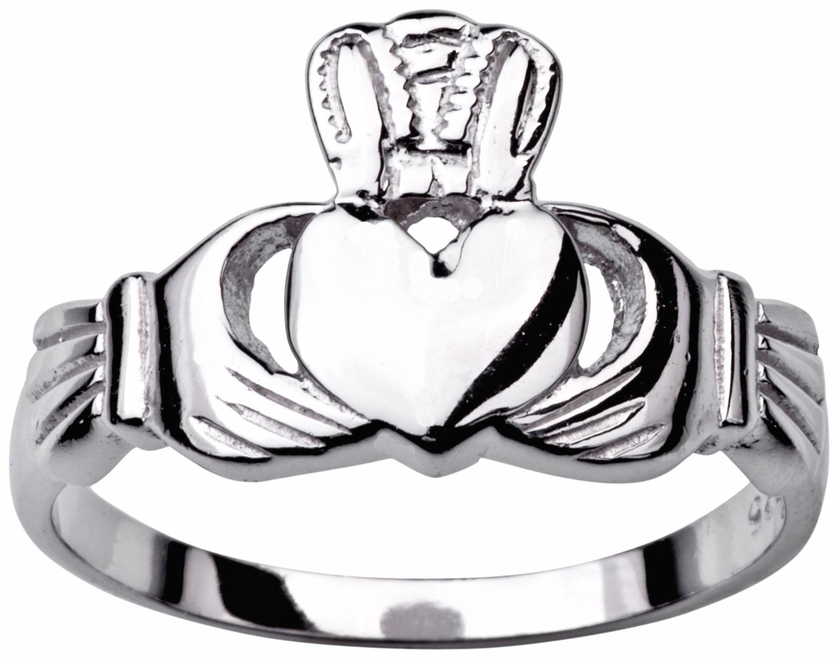 1686x1330 Silver Claddagh Ring