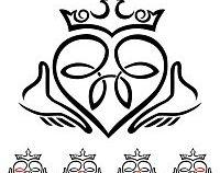 200x158 Claddagh Tattoo Ideas Best Claddagh Tattoos