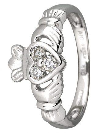 350x435 Claddagh Rings