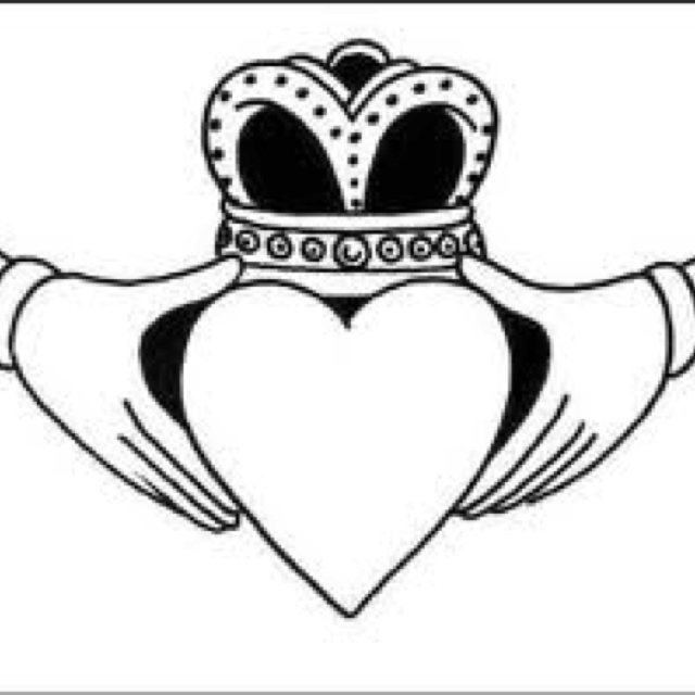 claddagh ring drawing at getdrawings com free for personal use rh getdrawings com claddagh images clip art claddagh ring clipart