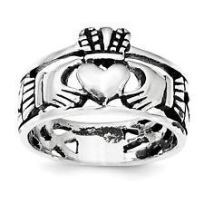 225x225 Antique Claddagh Ring Ebay