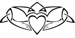 297x153 Claddagh Pictures, Pics, Images And Photos For Your Tattoo Inspiration