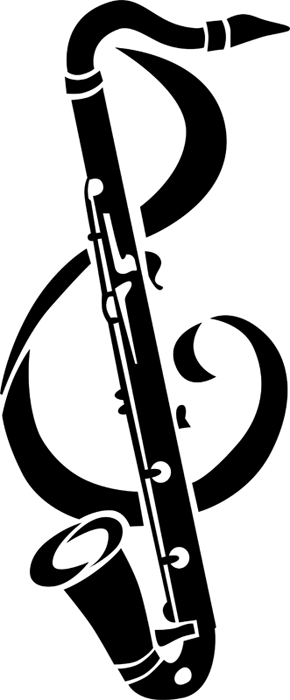 Clarinet Drawing