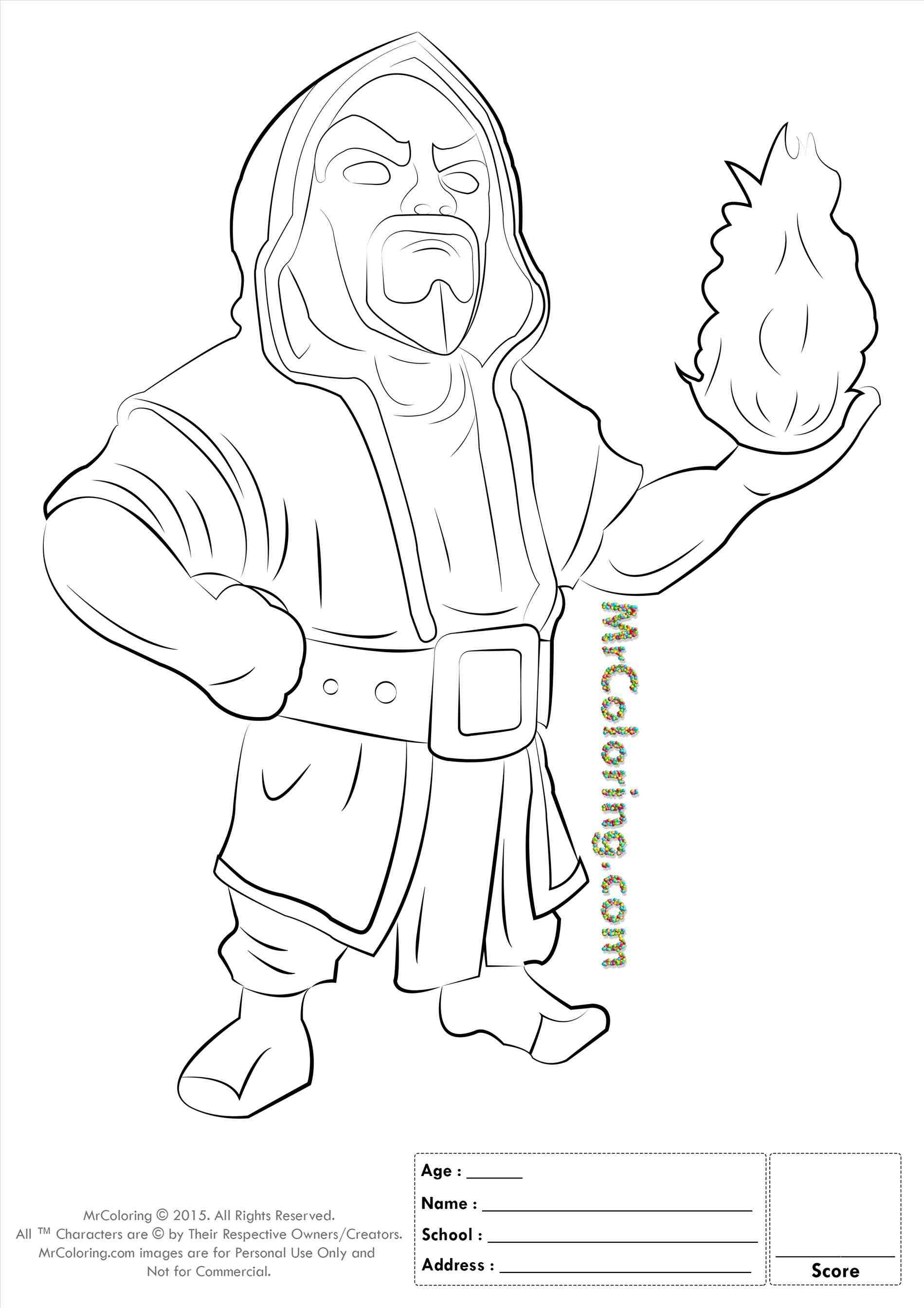 1899x2687 How To Draw A Cartoon Wizard Step 4. Download. Here Is What He