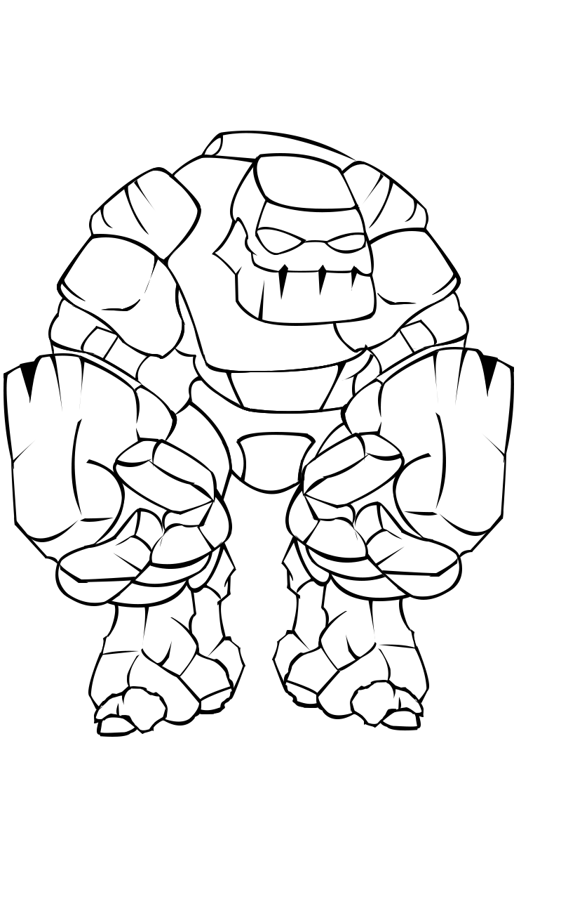800x1280 To Draw Clash Royale