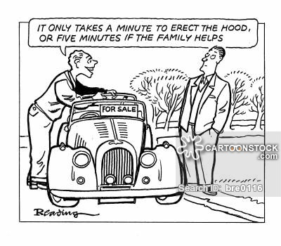 400x350 Classic Cars Cartoons And Comics