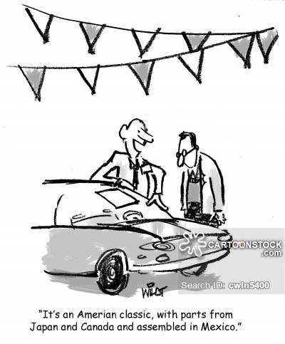 400x483 Classic Cars Cartoons And Comics