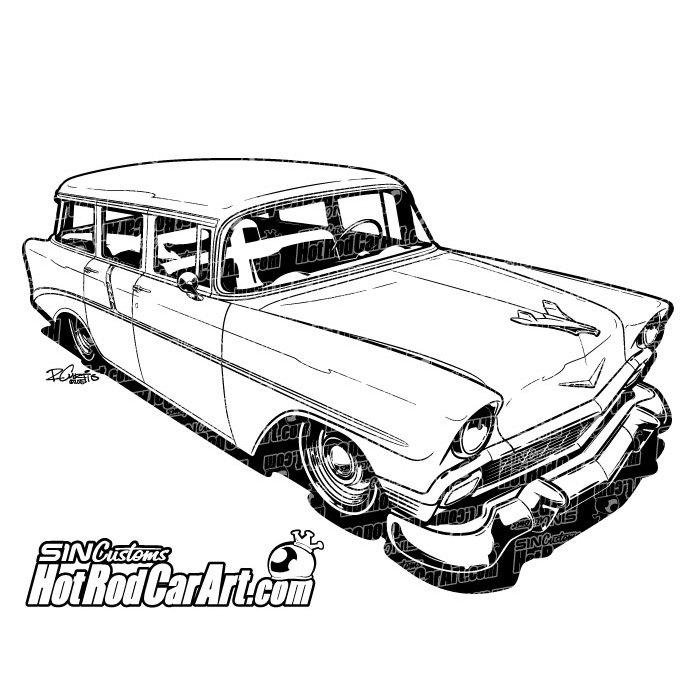 700x700 1956 Chevrolet Nomad