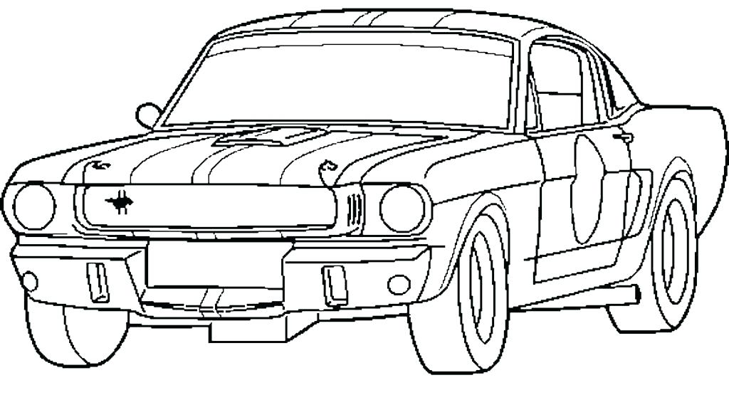 1024x555 Cars And Trucks Coloring Pages Page Of Classic Car