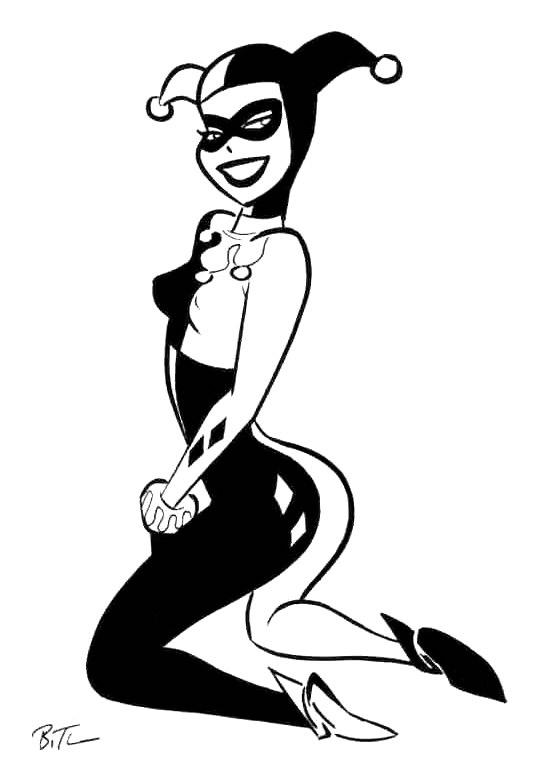 539x782 Harley Quinn Classic Harley Quinn Harley Quinn