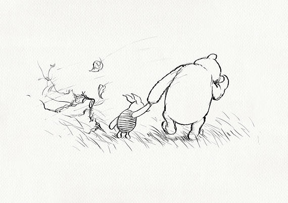 570x403 Very Happy Thursday Piglet And Winnie The Pooh Classic