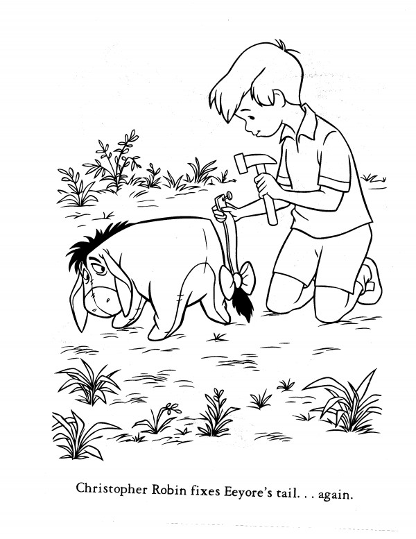 Classic Winnie The Pooh Drawing at GetDrawings.com | Free for ...