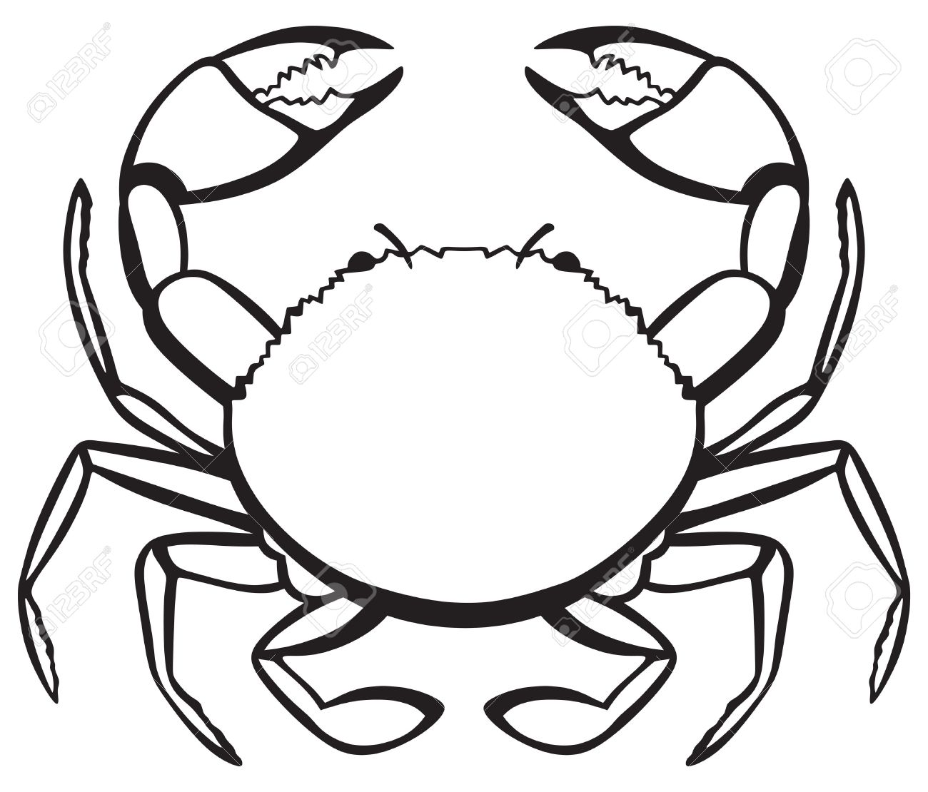 1300x1110 Claw Shaped Clipart