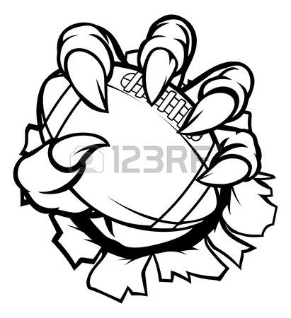 411x450 615 Claw Tear Cliparts, Stock Vector And Royalty Free Claw Tear