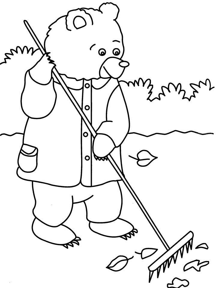 720x960 Clean Coloring Pages