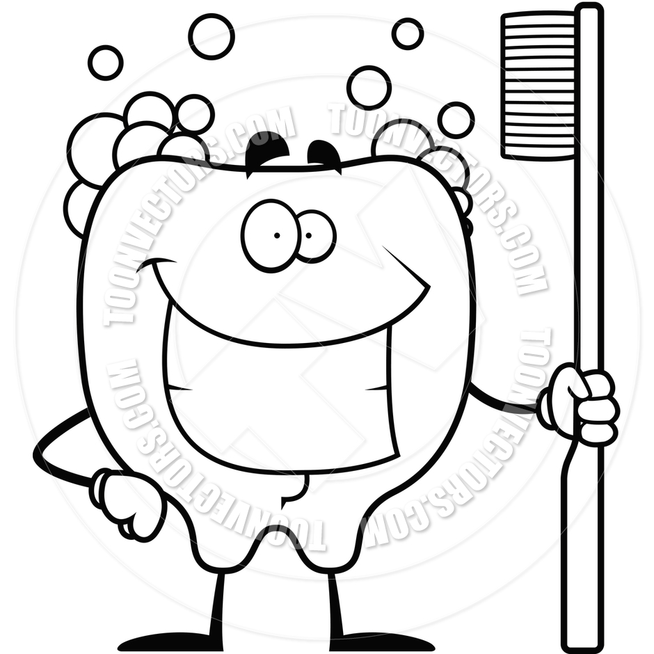 940x940 Toothbrush Clipart Cleaning Tooth