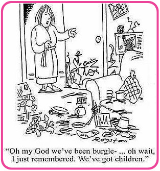 313x335 House Cleaning Cartoons Group