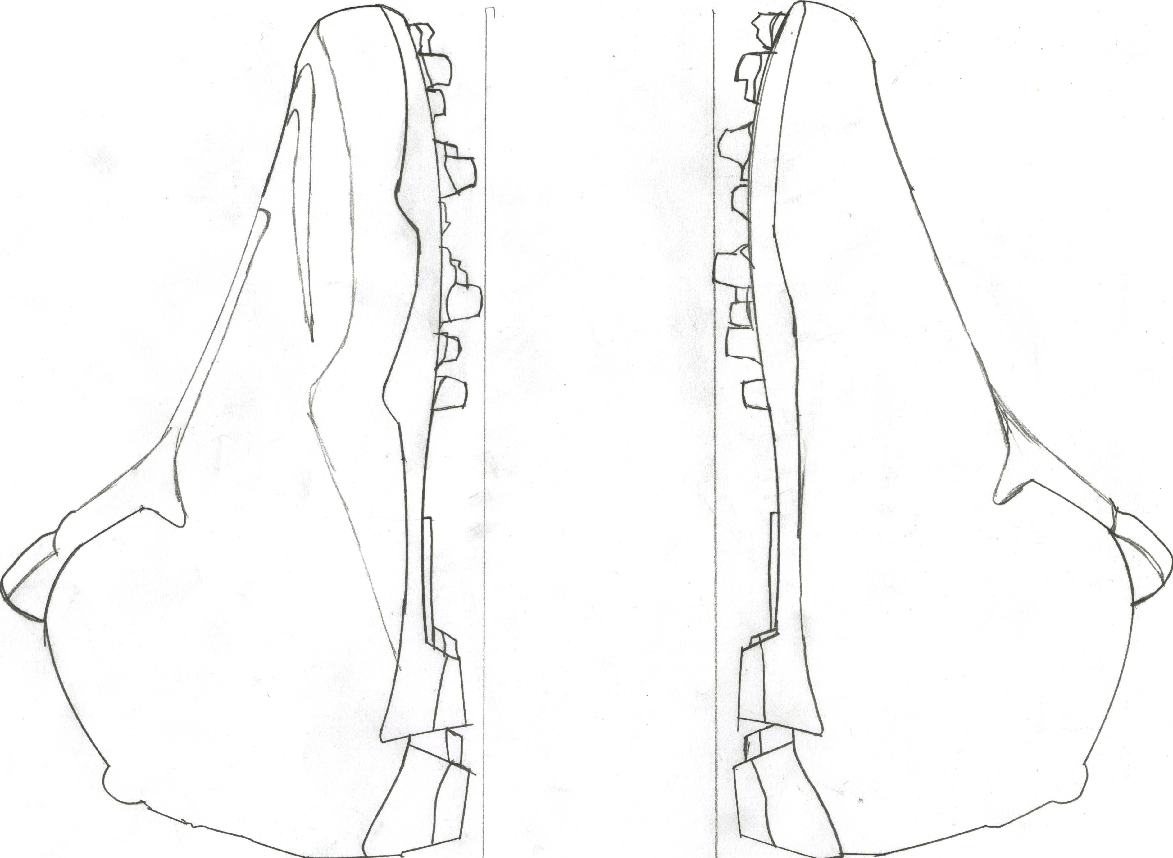 Cleat Drawing