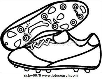 350x273 New Soccer Cleats Clipart Softball Cleats Clipart Clipartsgram