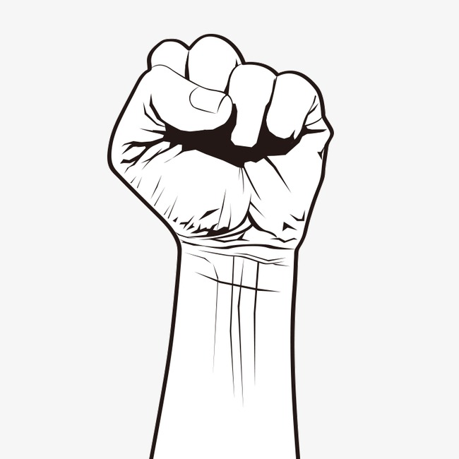 650x650 Clenched Fist,gesture, Fist, Clenched Fist, Gesture Png Image