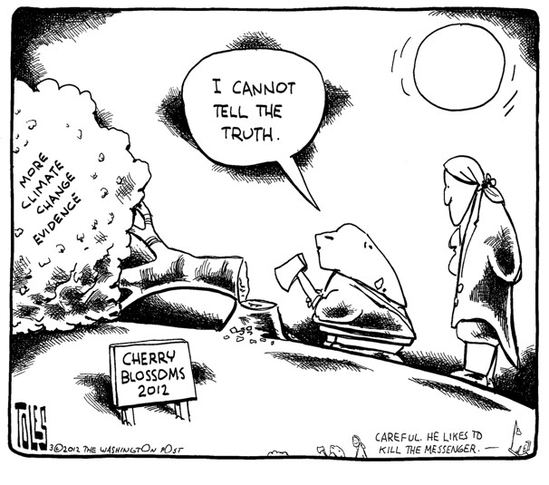 606x535 Tom Toles Draws Republicans Climate Change, Change And Truths