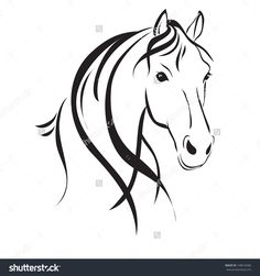 236x251 Horse Line Drawings Clip Art 24 Horse Head Line Drawing Free