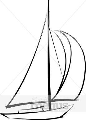 277x388 Simple Drawings Of Sail Boat Eps Jpg Word Png Tweet Sailboat