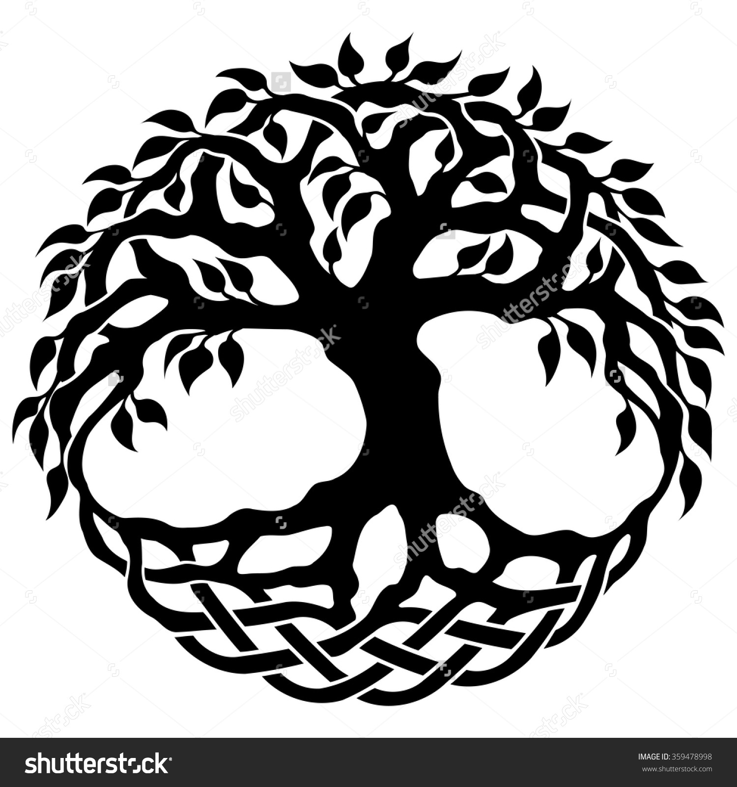 1500x1600 Celtic Tree Of Life Drawing Tree Of Life Bible Clipart