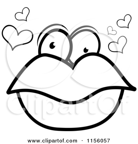 450x470 And Mouth Clipart Drawing