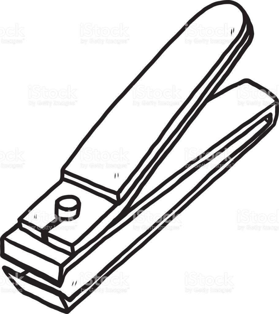clipper drawing at getdrawings com free for personal use clipper rh getdrawings com Baby Nail Clippers Clip Art Manicure Clip Art