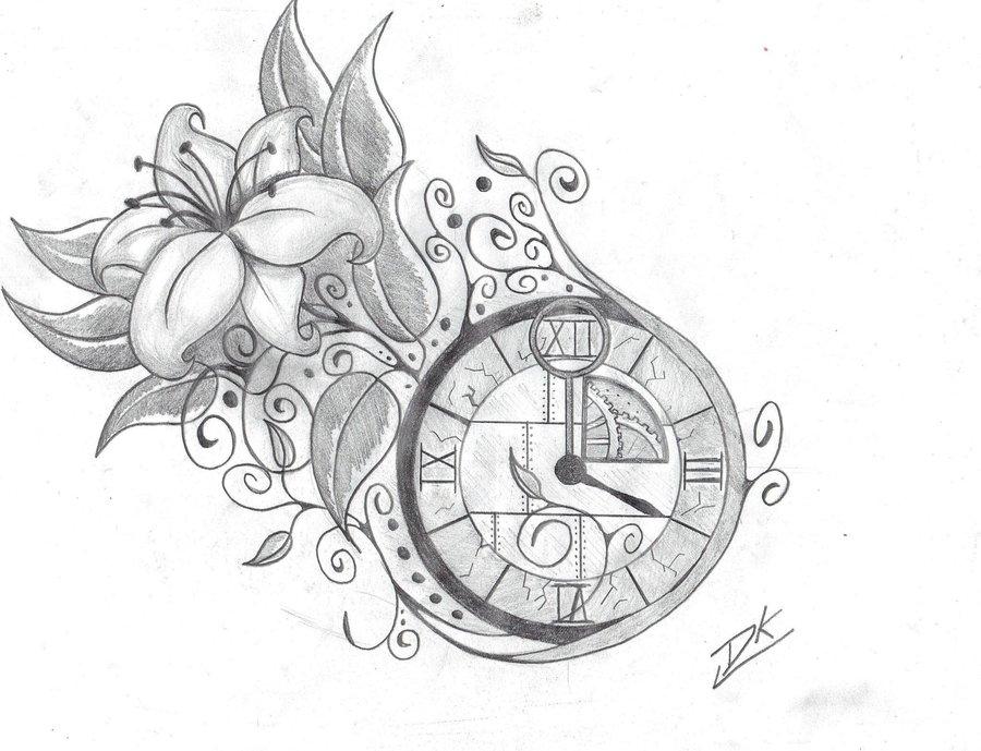 900x689 Clock By Dansk1984