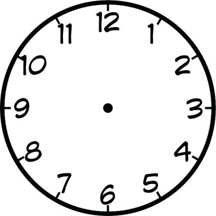 425x425 Drawing Of Wall Clock Drawing Of Classic Wall Clock On A Red