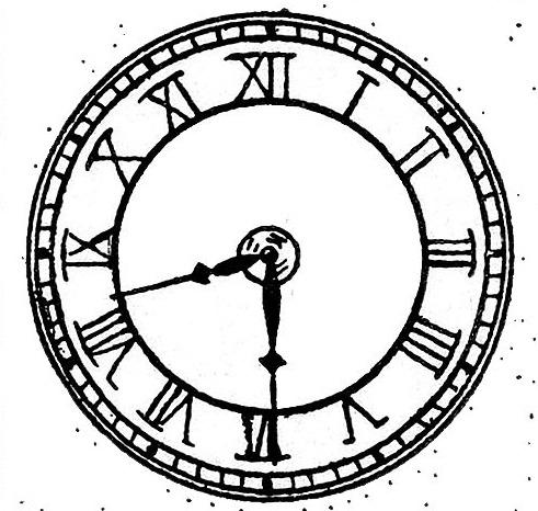 491x466 Clock Interesting Clock Drawing Test Design Clock Drawing Task