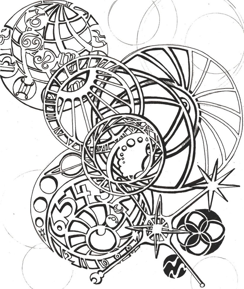 822x972 Astronomical Gears By Commax1969