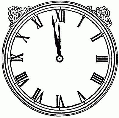 400x396 Cinderella Clock Tower Clip Art Clipart
