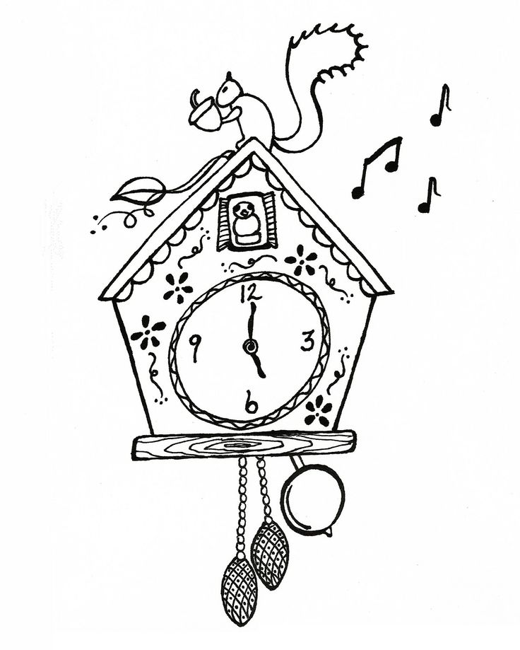736x919 Pendulum Coloring Pages