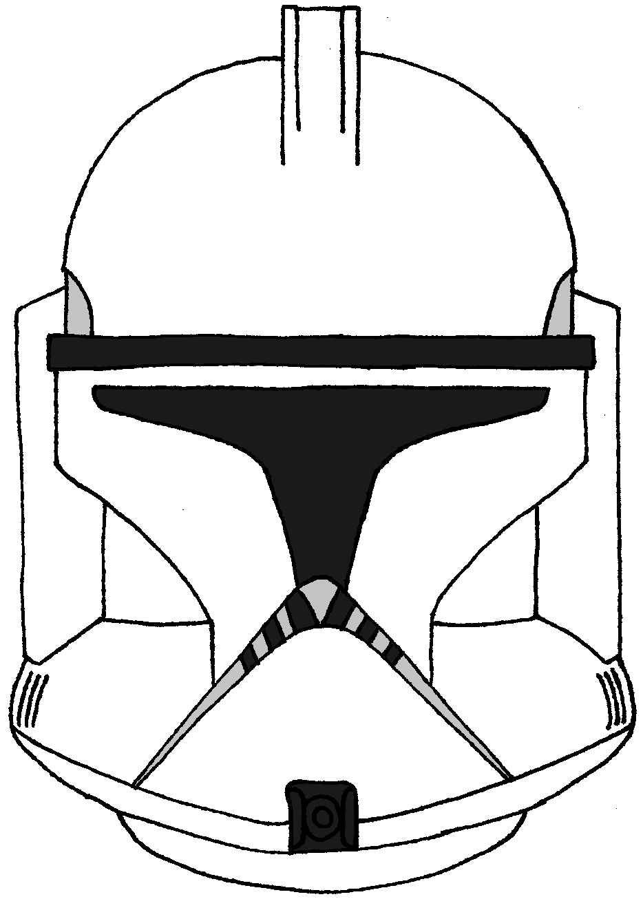 934x1306 Clone Trooper Helmet Phase 1 Clone Trooper Helmets