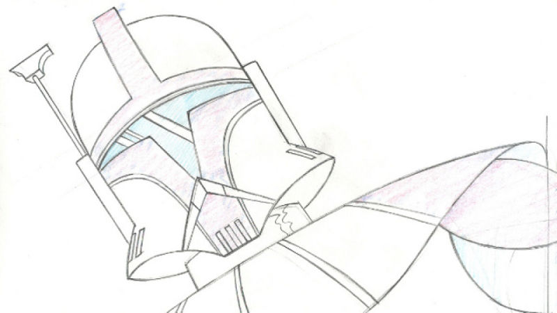 800x450 Concept Art From Lucas' Forgotten Star Wars Animated Series