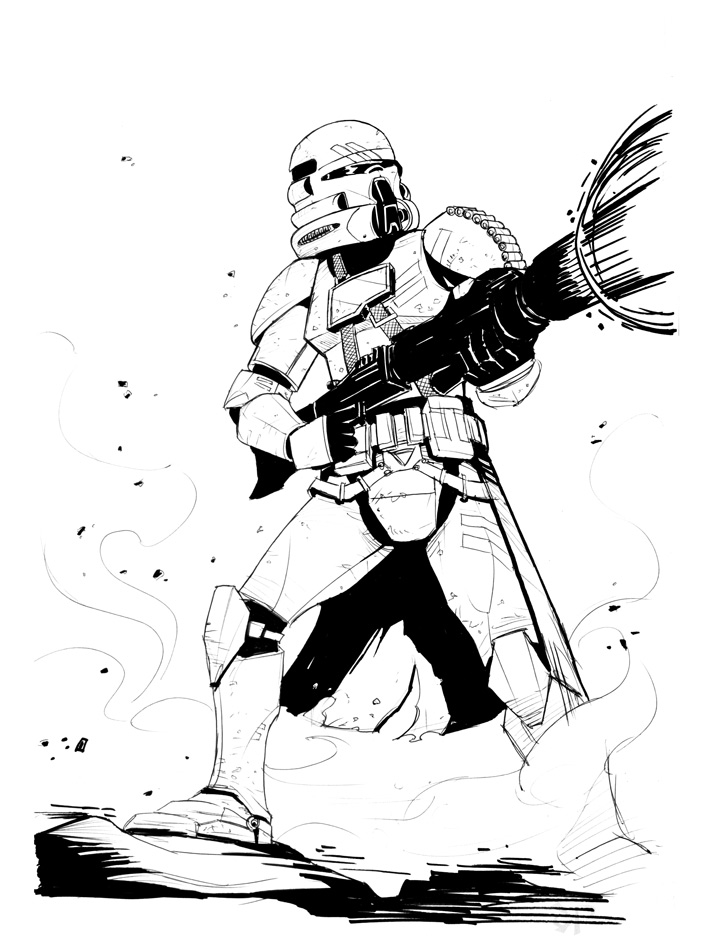713x950 Airborne Storm Trooper By Zubby