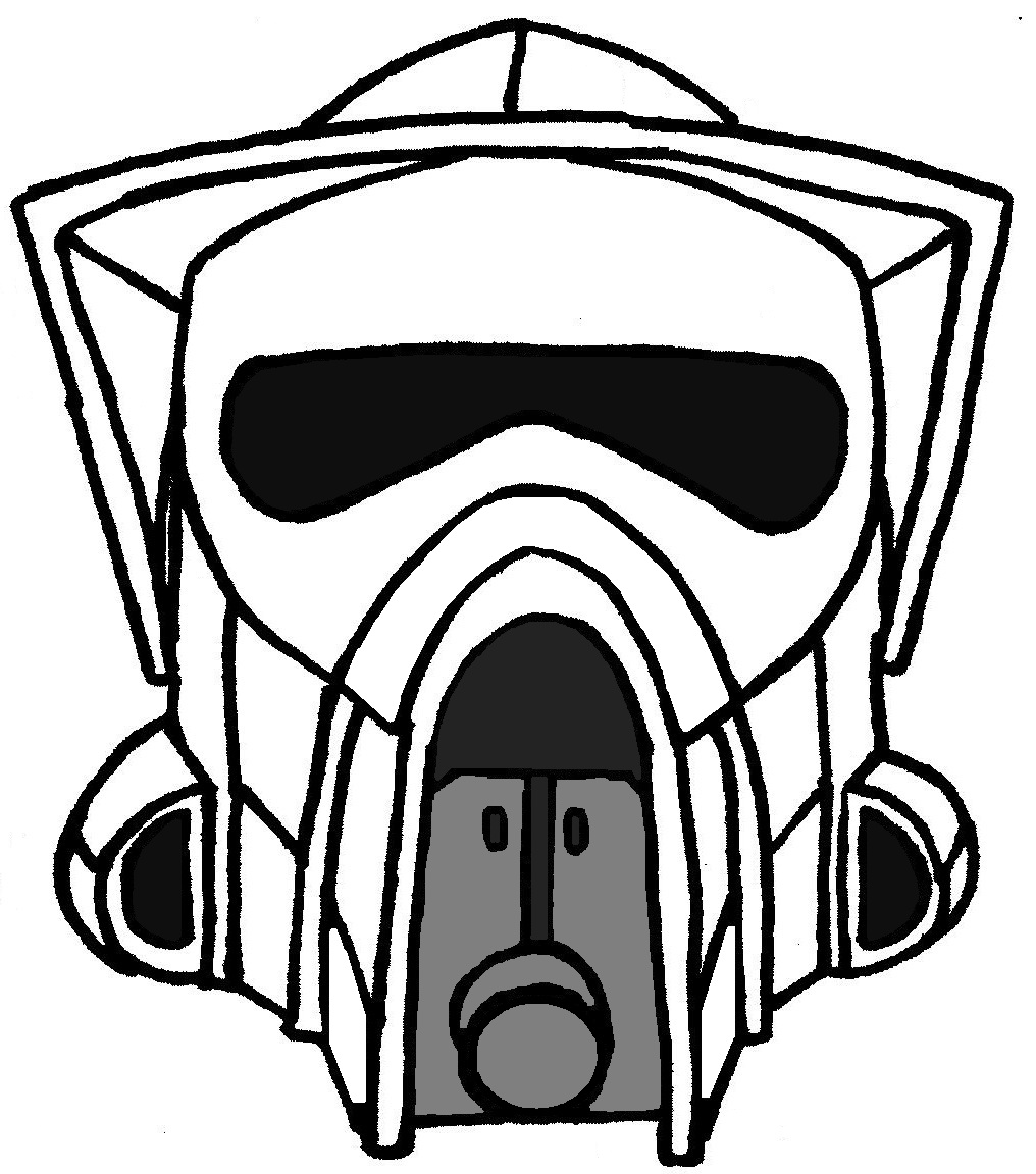 1016x1152 Clone Trooper Helmet Scout Trooper Clone Wars Tv Show Helmets