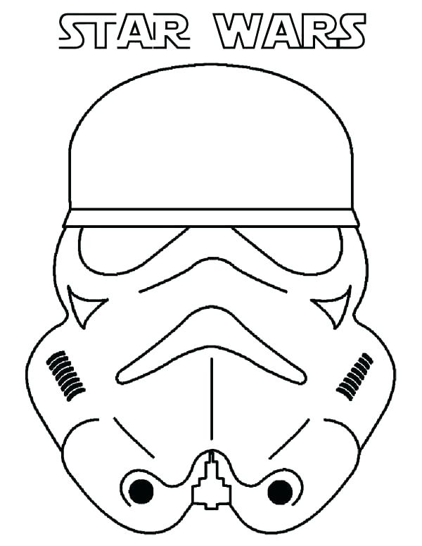 600x776 Star Wars Clone Trooper Coloring Pages Clone Trooper Coloring