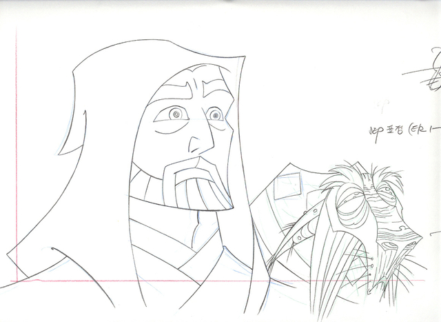 640x467 Drawing Star Wars Clone Wars Image
