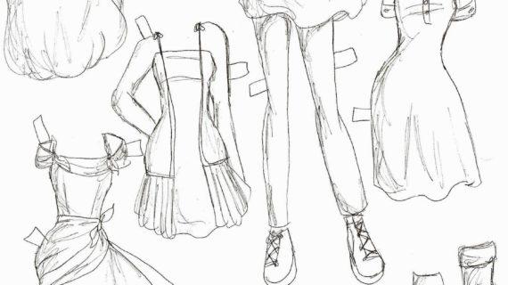 570x320 Drawing Anime Clothes Anime Clothes Anime Clothes