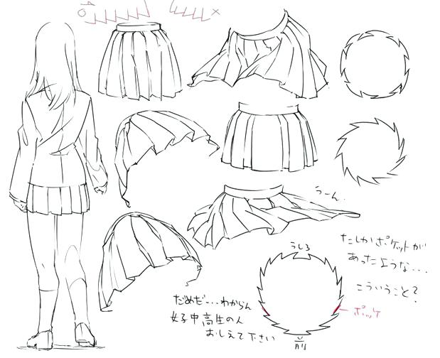 619x504 Manga Clothing How To Draw Sleeves And Hands Clothing Drawing