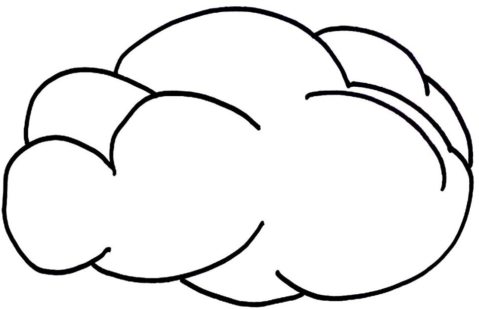970x629 Coloring Pages Cloud Coloring Pages Well Suited Ideas Cartoon