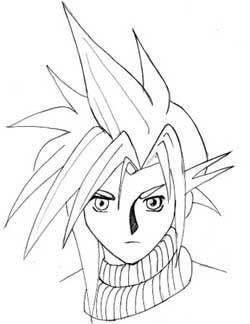 250x324 How To Draw Cloud Manga University Campus Store
