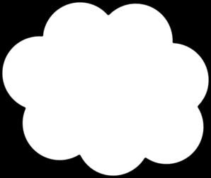 298x252 Drawn Cloud