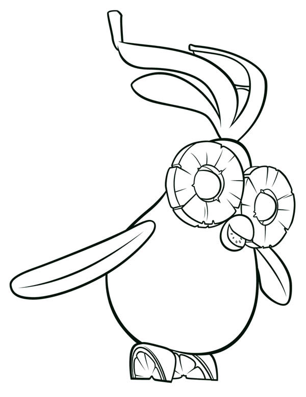 600x780 Cloudy With A Chance Of Meatballs Coloring Pages For Kids Batch
