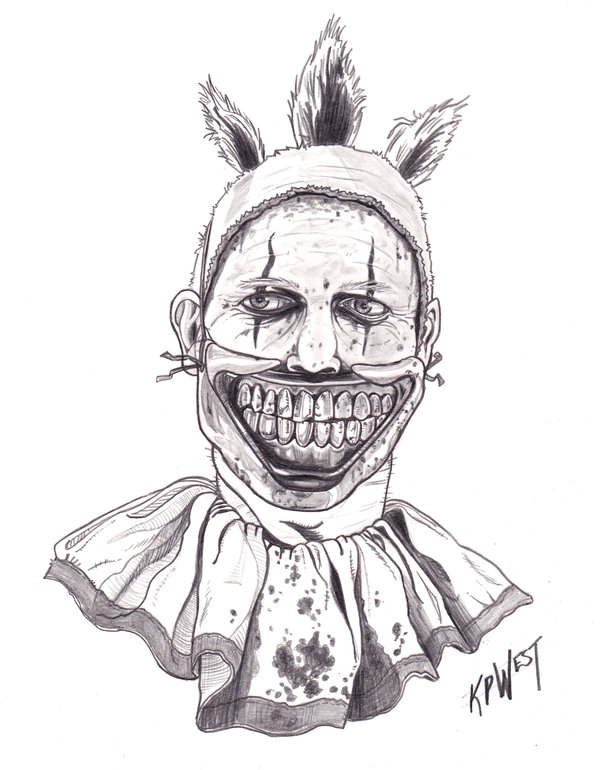600x770 Day020 Twisty The Clown By Freakcastle